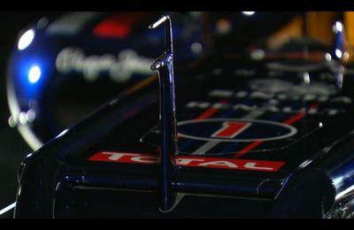 RB8, presentata la nuova RedBull di F1 2012