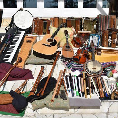 1ère bourse instruments de musique trad - samedi 11 septembre 2021 LA SAUVETAT SUR LEDE (47)