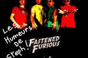 Humeur d'un confiné: Schul des Fastened Furious présente leur nouveau titre plus que viral:  Antiviral!