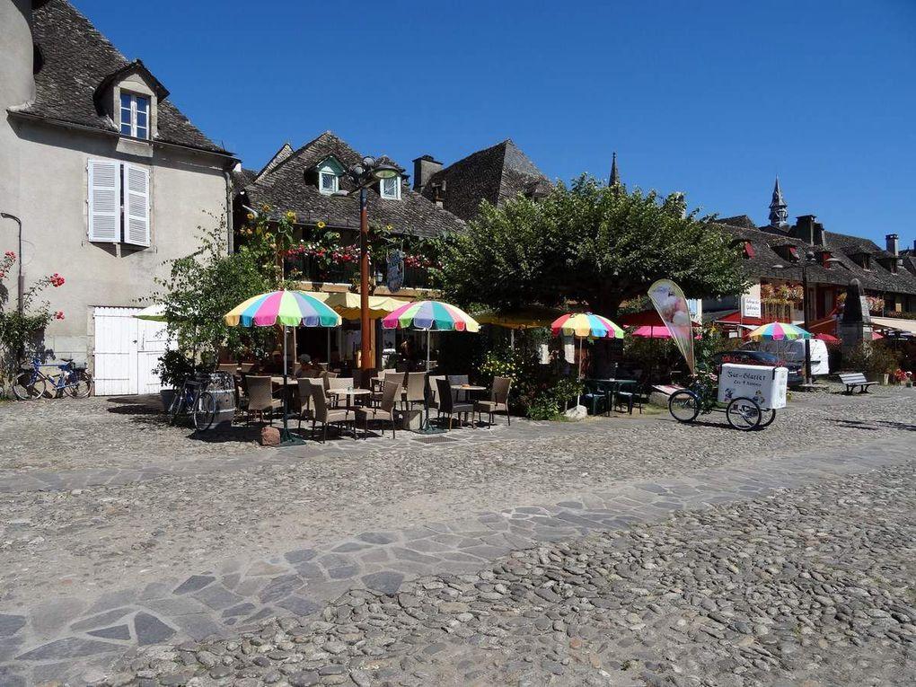 La Xaintrie noire et la vallée de la Dordogne