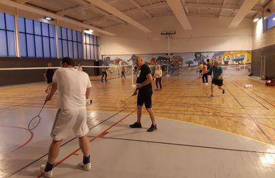 badminton tous les mardis