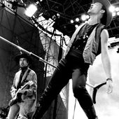 U2 -Edimbourg -Ecosse 01/08/1987 -Murryfield Stadium - U2 BLOG