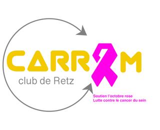Carrom club de retz s'associe à la campagne de Octobre Rose