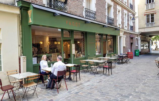 Fagot (Paris 17) : beau jeu de quilles