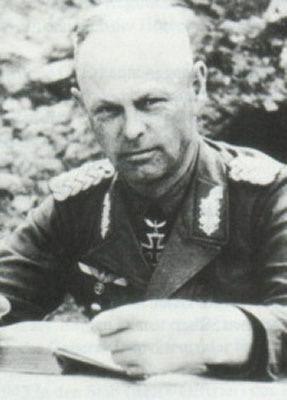 Horst Stumpff - Georg von Bismarck - Wilhelm Ritter von Thoma - Walter Düvert - Heinrich Freiherr von Lüttwitz - Mortimer von Kessel - Werner Marcks - Hermann von Oppeln-Bronikowski