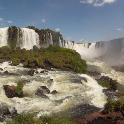 Impressionnante Iguaçu