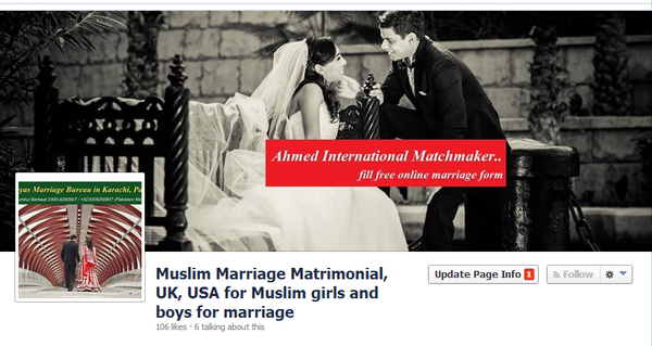 Muslim Marriage Matrimonial
