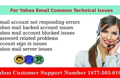 Dial Yahoo Customer Support Number 1877-503-0107