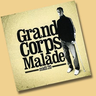 Grand Corps Malade; Biographie, Discographie, Music, Photos, Vidéos | Worldzik