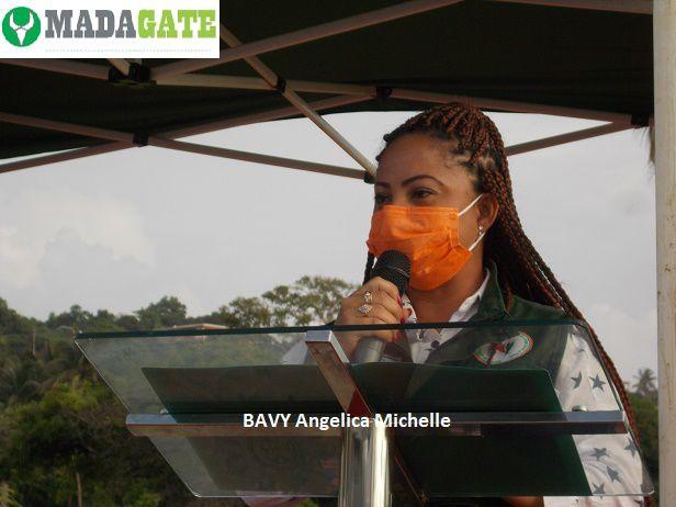 Antsiranana, 08.03.2021. Mialy R. Rajoelina sy ny honko