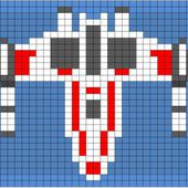 Star Wars: une grille pour le crochet. - Elkalin.Couture,broderie main machine