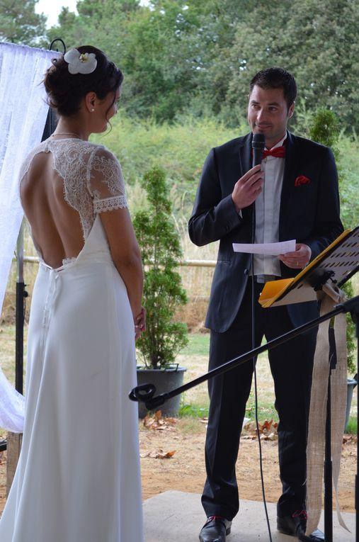 Album Mariage d'Adé et Antho