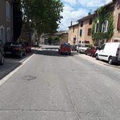 Travaux d'aménagement du Boulevard de la Liberté - Cadenet@Venir
