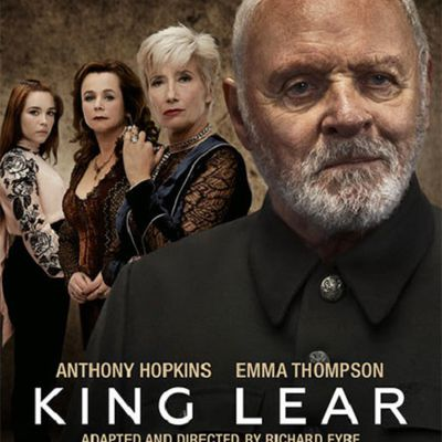 King Lear - (Richard Eyre, 2018) - Recensione - Con Christopher Eccleston, Anthony Hopkins, Emma Thompson, Emily Watson, Tobias Menzies