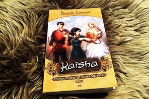 Kaïsha : L'enfant des quatre mondes