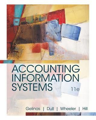 (ePub) DOWNLOAD FREE Accounting Information Systems By Ulric J. Gelinas Jr. Online Book