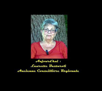Paroles de camarades du PCF Gard rhodanien : Laurette Bastaroli