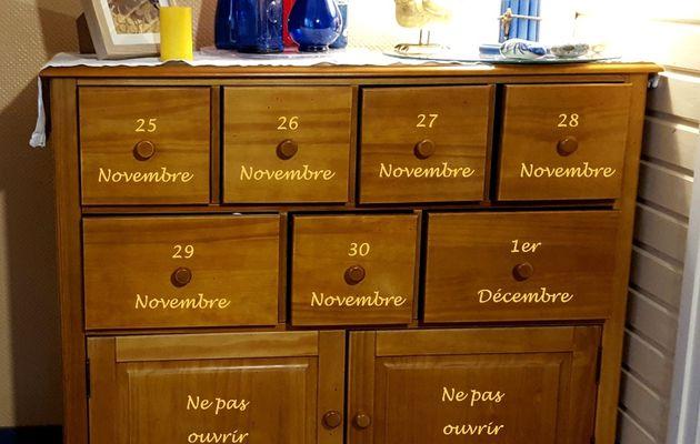 LE CALENDRIER DE L' AVENT... DU TORRÉFACTEUR...DIMANCHE 25 NOVEMBRE...