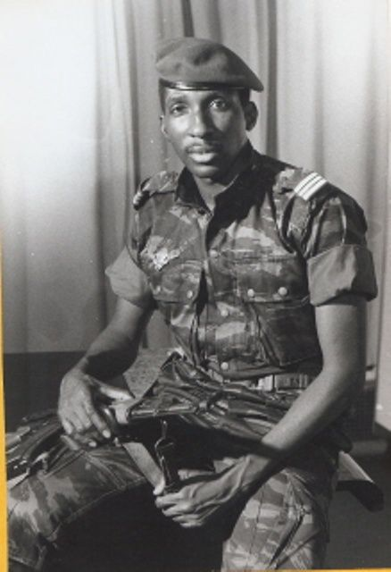 Album - Thomas-Sankara