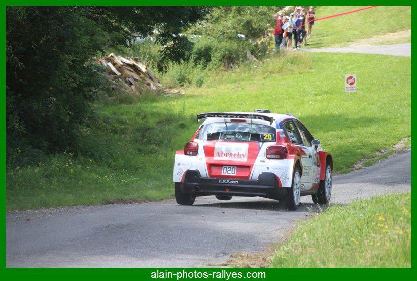 Rallye Aveyron Rouergue Occitanie 2021