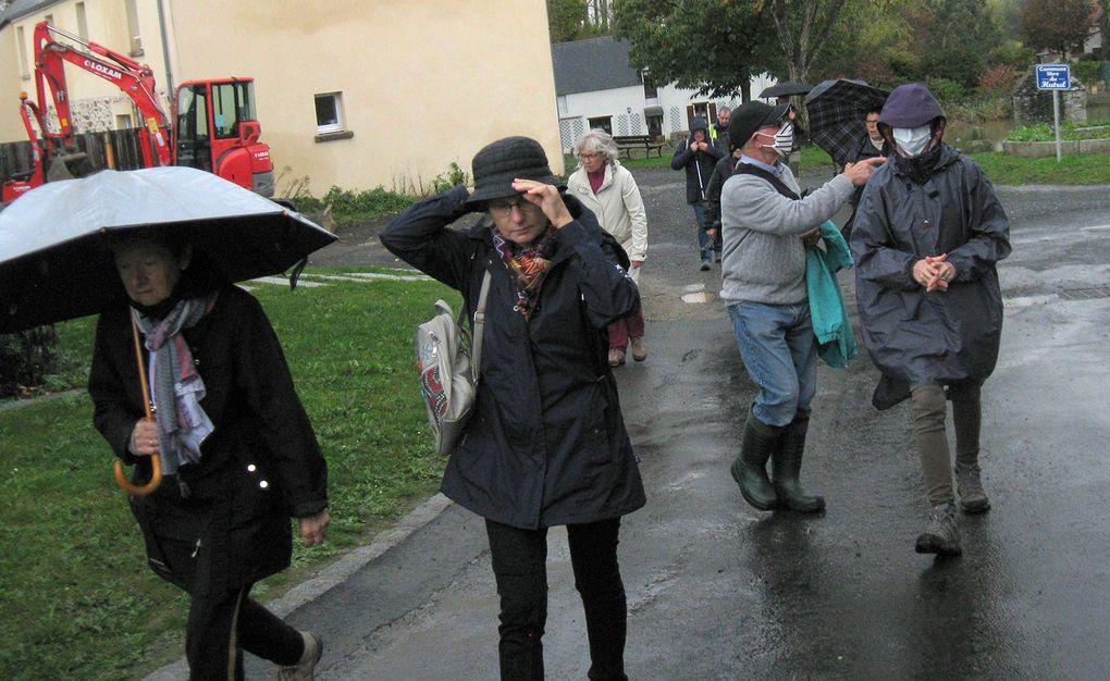 La pluie n'arrête pas le Normand !