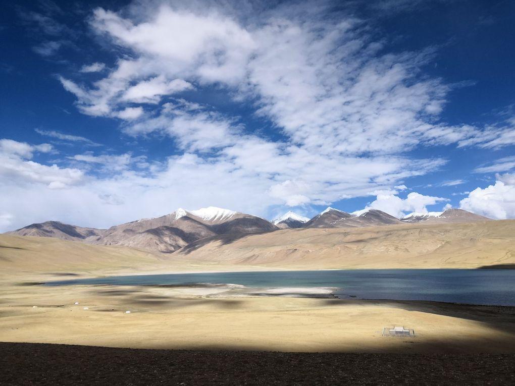 Le lac Tso Kiagar