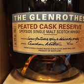 THE GLENROTHES Peated Cask Reserve - Passion du Whisky