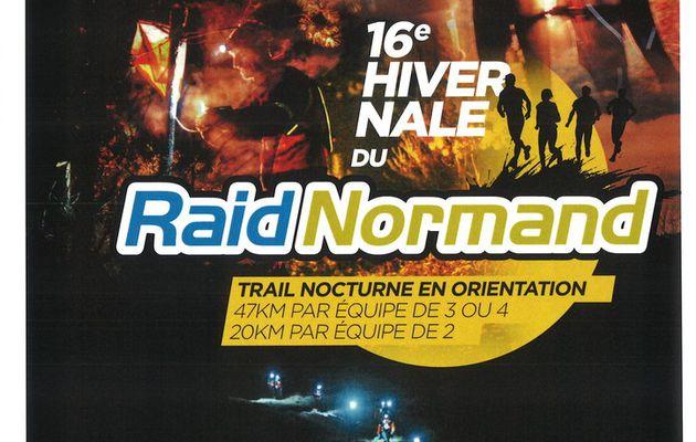 Ma course par Lolo: Hivernale Raid Normand 2016