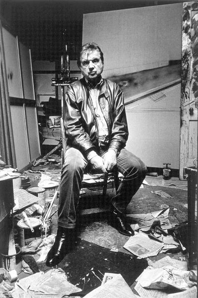 Francis Bacon, Monaco and the french culture