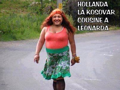 HOLLANDA, LA COUSINE A LEONARDA : ATTENTION ELLE VEUT VENIR S'INSTALLER DANS L'AVEYRON
