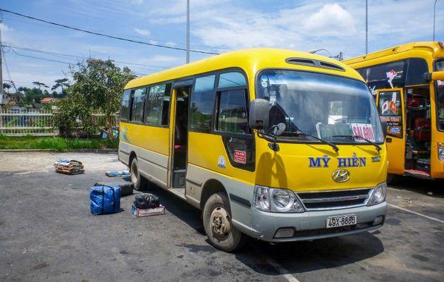 Vietnam : En route vers le Cambodge