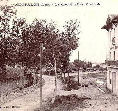 GONFARON (Var)