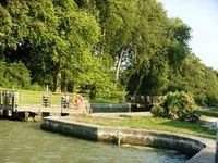 Etape 38 – Baziège (par le canal du Midi) : 25 km (885 km)