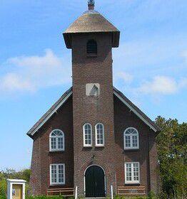 Hollande, Bergen, ex église -1