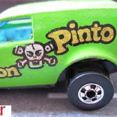 FORD PINTO - POISON PINTO - HOT WHEELS 1/64 - car-collector.net