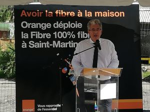 Crédit photo : Orange