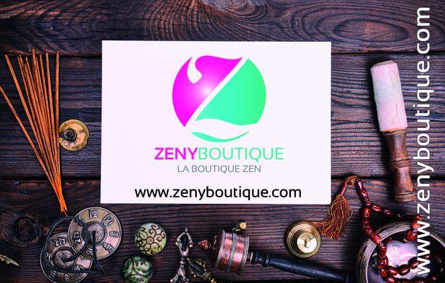 """""""Zeny Boutique"""" La boutique Zen. Ouverture imminente de notre boutique liée aux activités de """"Ondes Et Habitat"""""""