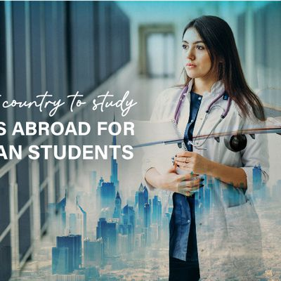 Best country to study MBBS for Indian students