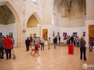 La Foire d'Arles déménage à Ste Anne nouveau lieu rénové pour des expositions