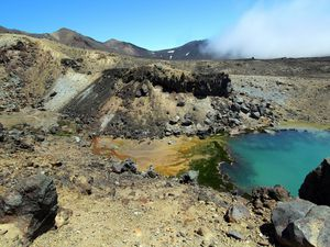 Tongariro Crossing Tour