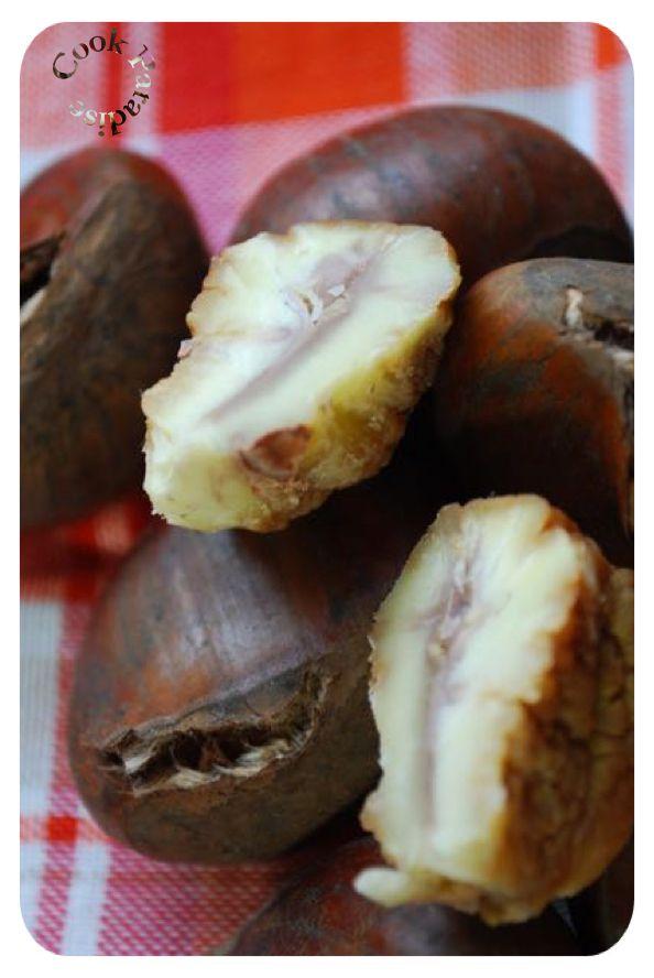 cuisson châtaignes cookéo