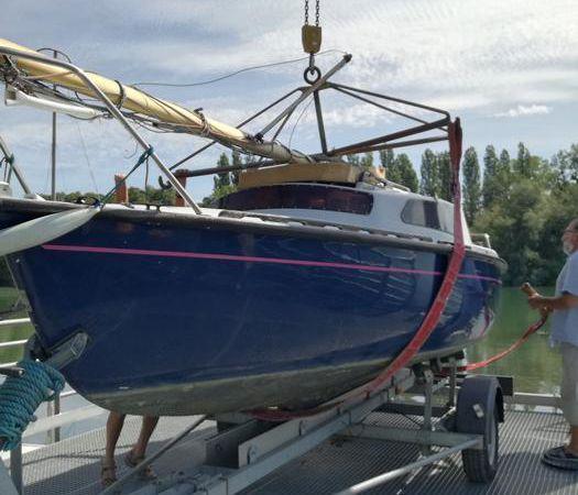 2 nouveaux bateaux au club !