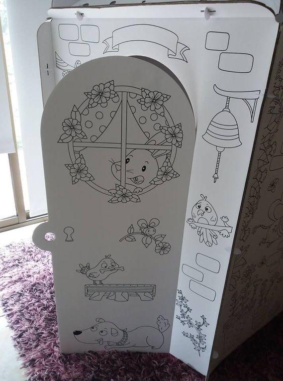 Les cabanes en carton de Kababa  vont faire rêver vos enfants !
