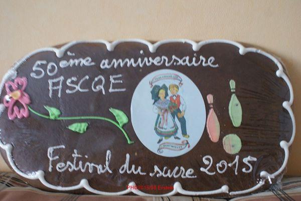 Pain d'épices festival du sucre 2015
