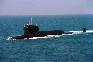 Syrie : Un sous-marin chinois d'attaque à propulsion nucléaire à Tartous?