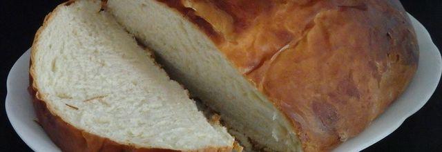 Tourton nantais (pain sucré de Nantes)