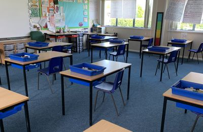 Has the UK flattened the curve enough to open schools?