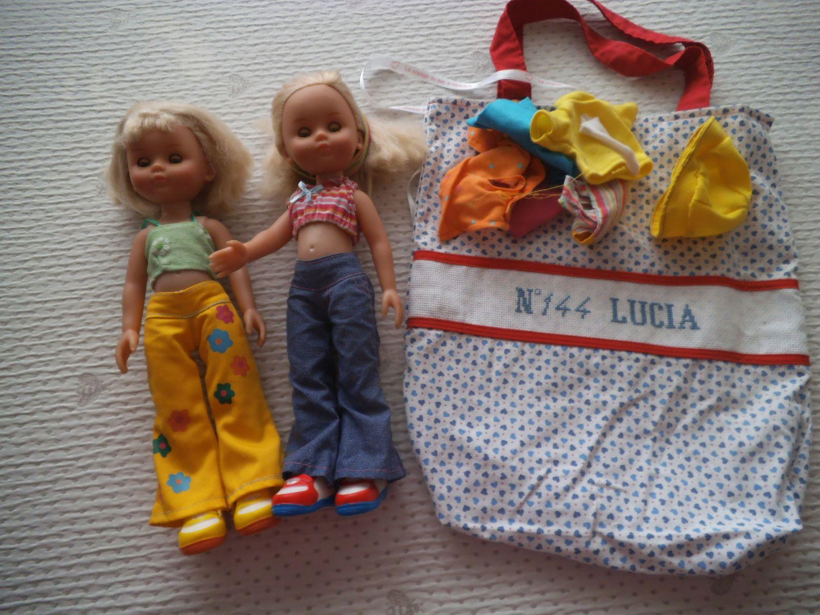 sac à cadeaux  LUCIA