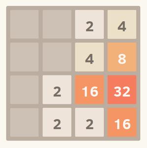 2048: Jeu en apparence simple mais addictif !
