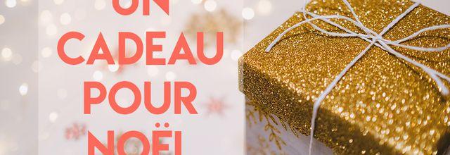 Un cadeau vous attend pour Noël ! 🎁